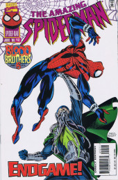 The amazing Spider-Man Vol.1 (Marvel comics - 1963) -412- Blood Brothers, Part 6 of 6: Endgame!