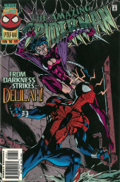Amazing Spider-Man (The) Vol.1 (Marvel comics - 1963) -414- From Darkness Strikes -- Delilah!