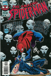The amazing Spider-Man Vol.1 (Marvel comics - 1963) -417- Traveller and Scrier...Everything You Know Is Wrong!