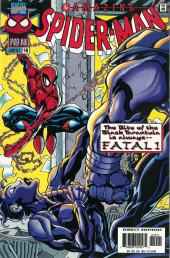 Amazing Spider-Man (The) Vol.1 (Marvel comics - 1963) -419- The Bite of the Black Tarantula is Always -- Fatal!