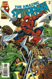The amazing Spider-Man Vol.1 (Marvel comics - 1963) -421- Enter: The Dragonfly!