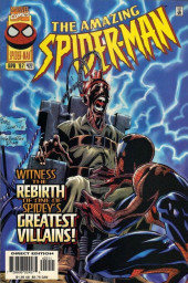 The amazing Spider-Man Vol.1 (Marvel comics - 1963) -422- Exposed Wiring
