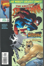 The amazing Spider-Man Vol.1 (Marvel comics - 1963) -429- The Absorbing Man Regrets...