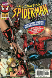 The amazing Spider-Man Vol.1 (Marvel comics - 1963) -424- Spidey Knows Who this Mysterious Character Is...