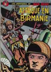 Buck Danny -6c1973- Attaque en Birmanie