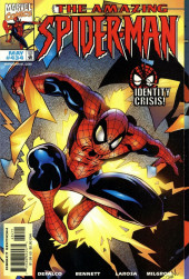 The amazing Spider-Man Vol.1 (Marvel comics - 1963) -434- Identity Crisis!