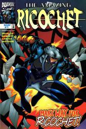 The amazing Spider-Man Vol.1 (Marvel comics - 1963) -434VC1- The Amazing Ricochet #1