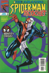 The amazing Spider-Man Vol.1 (Marvel comics - 1963) -435- Identity Crisis!