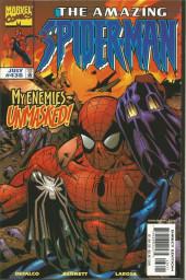 Amazing Spider-Man (The) Vol.1 (Marvel comics - 1963) -436- My Enemies -- Unmasked!