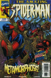 The amazing Spider-Man Vol.1 (Marvel comics - 1963) -437- The Amazing Spider-Man Saves Daredevil?!?