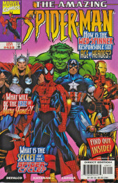 The amazing Spider-Man Vol.1 (Marvel comics - 1963) -439- How Is the Web-Spinner Responsible For the Age of Heroes?