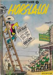 Lucky Luke -6c1969- Hors-la-loi