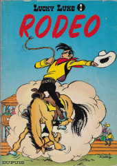 Lucky Luke -2b1970b- Rodéo