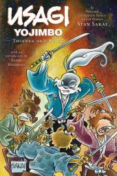 Usagi Yojimbo (1996) -INT30- Thieves and Spies