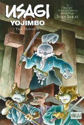 Usagi Yojimbo (1996) -INT33- The Hidden
