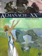 (AUT) Pompetti - Almanach XXe siècle