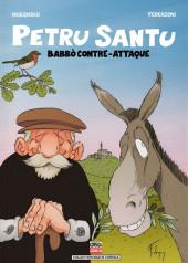Petru Santu -7- Babbò contre-attaque