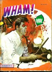 Wham ! (2e série) -Rec19- Album n°2 (50-51-52)