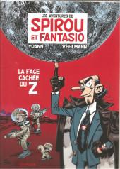 Spirou et Fantasio -52Pub- La face cachée du Z