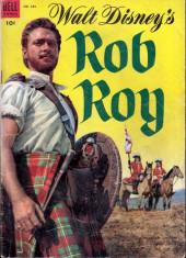 Four Color Comics (Dell - 1942) -544- Walt Disney's Rob Roy