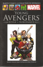 Marvel Comics - La collection (Hachette) -13590- Young Avengers - Style > Substance
