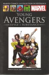 Marvel Comics - La collection (Hachette) -13590- Young Avengers - Style > Substance