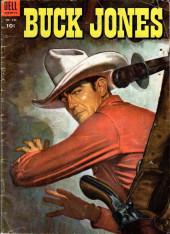 Four Color Comics (Dell - 1942) -546- Buck Jones