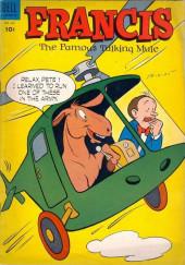 Four Color Comics (Dell - 1942) -547- Francis, The Famous Talking Mule