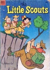 Four Color Comics (Dell - 1942) -550- The Little Scouts