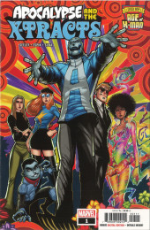 Age of X-Man: Apocalypse & The X-Tracts -1- Part 1