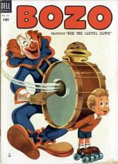 Four Color Comics (Dell - 1942) -551- Bozo, featuring Bozo the Capitol Clown