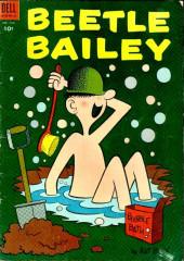 Four Color Comics (Dell - 1942) -552- Beetle Bailey