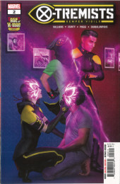 Age of X-Man: X-Tremists -2- Part 2