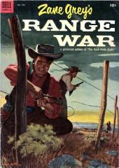 Four Color Comics (Dell - 1942) -555- Zane Grey's Range War