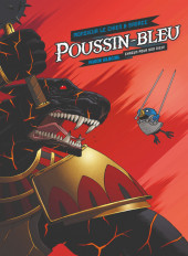 Poussin-bleu -2- Chacun pour son dieu !