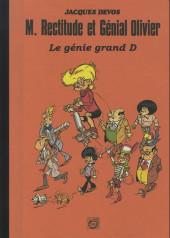 Génial Olivier -18- Le génie grand D