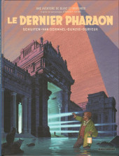 Blake et Mortimer (Les Aventures de) -HS3TL2- Le Dernier Pharaon
