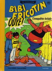 Bibi Fricotin (Hachette - la collection) -102- L'enquête éclair
