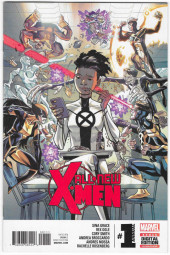 All-New X-Men (Marvel comics - 2016) - Idie goes on a date