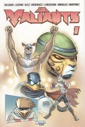 Les valiants -1- Volume 1