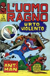 L'uomo Ragno V1 (Editoriale Corno - 1970)  -26- Urto Violento