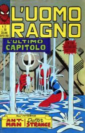 L'uomo Ragno V1 (Editoriale Corno - 1970)  -27- L'Ultimo Capitolo