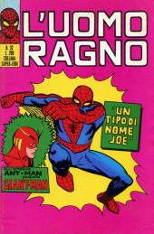 L'uomo Ragno V1 (Editoriale Corno - 1970)  -32- Un Tipo di nome Joe