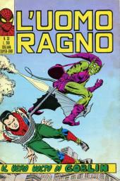 L'uomo Ragno V1 (Editoriale Corno - 1970)  -33- Il vero Volto di Goblin