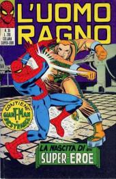 L'uomo Ragno (Editoriale Corno) V1 -35- La Nascita di un Super-Eroe