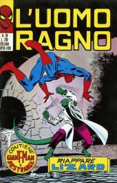L'uomo Ragno V1 (Editoriale Corno - 1970)  -38- Riappare Lizard