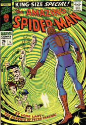 The amazing Spider-Man Vol.1 (Marvel comics - 1963) -AN05- At Long Last -- The Parents of Peter Parker!