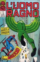 L'uomo Ragno V1 (Editoriale Corno - 1970)  -42- Il Nuovo Avvoltoio