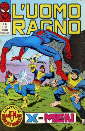 L'uomo Ragno V1 (Editoriale Corno - 1970)  -45- X-Men