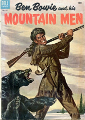 Four Color Comics (Dell - 1942) -557- Ben Bowie and His Mountain Men